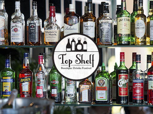 Top Shelf Boutique Drinks Festival
