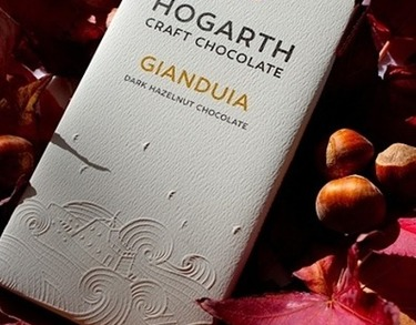Gianduia Dark Hazelnut Chocolate