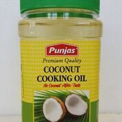 Punja's Coconut Cooking Oil