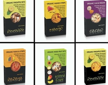 Mixed DRIED Fruit 100gr pack range