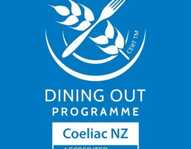 Dining Out Programme: Gluten Free Training and Accreditation