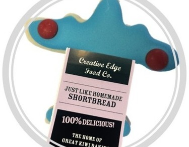 Shortbread Children's Range - Consumer Ready Packaging