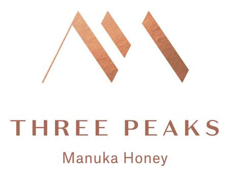 Three Peaks Manuka honey