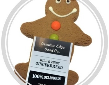 Gingerbread Men - Consumer Ready Packaging