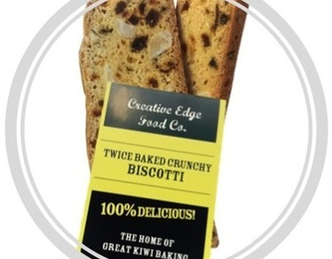 Biscotti - Consumer Ready Packaging