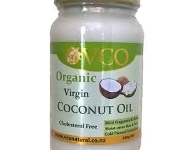 VCO - Organic Virgin Coconut Oil