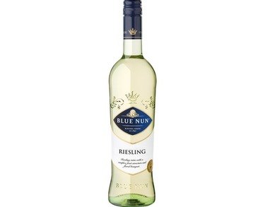 Wine Riesling Blue Nun