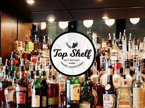 Top Shelf - NZ's biggest trade liquor event
