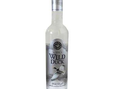 Vodka Wild Duck 40% 500 ml