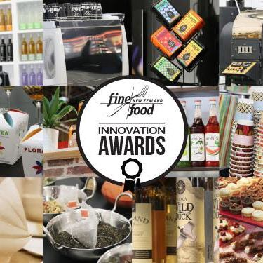 Fine Food New Zealand Innovation Awards 2018