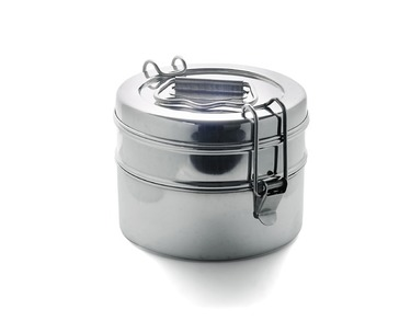 stainless steel lunch box (Tiffin)