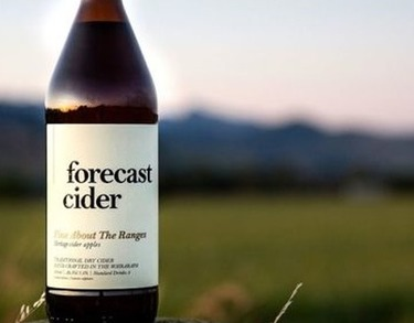 Forecast Cider 'Fine About the Ranges'