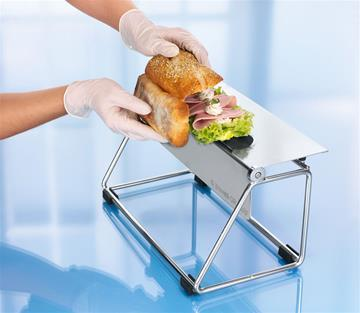 Innovative French sandwich system perfect for food outlets
