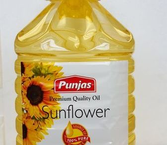 Punja's Sunflower Oil