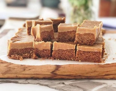 Ginger Crunch Slice Mix