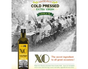 XO Cold Press Extra Virgin Canola Oil